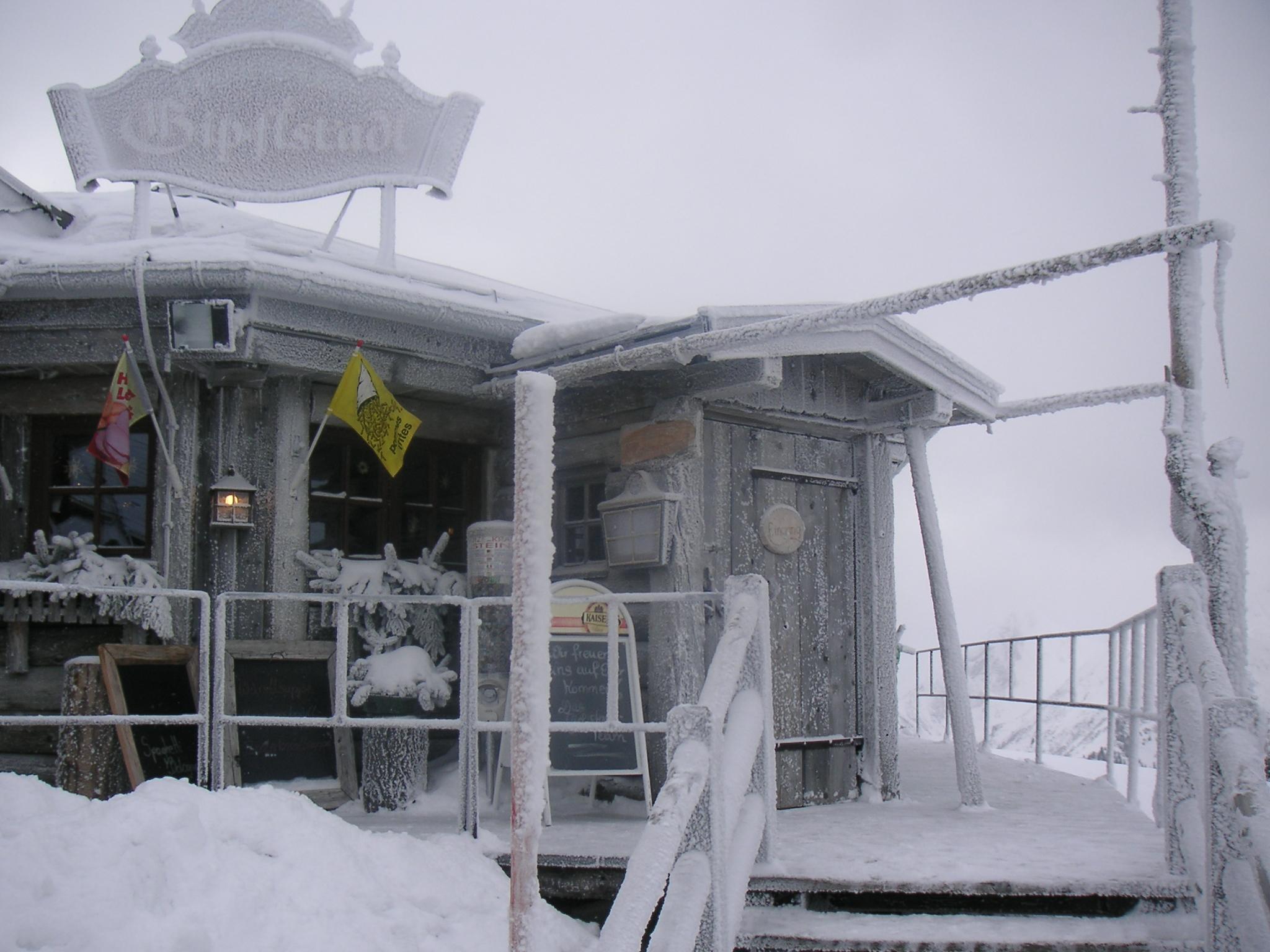 Eishütte